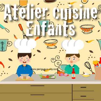 Guide des sorties p rigueux - Atelier de cuisine pour enfants ...